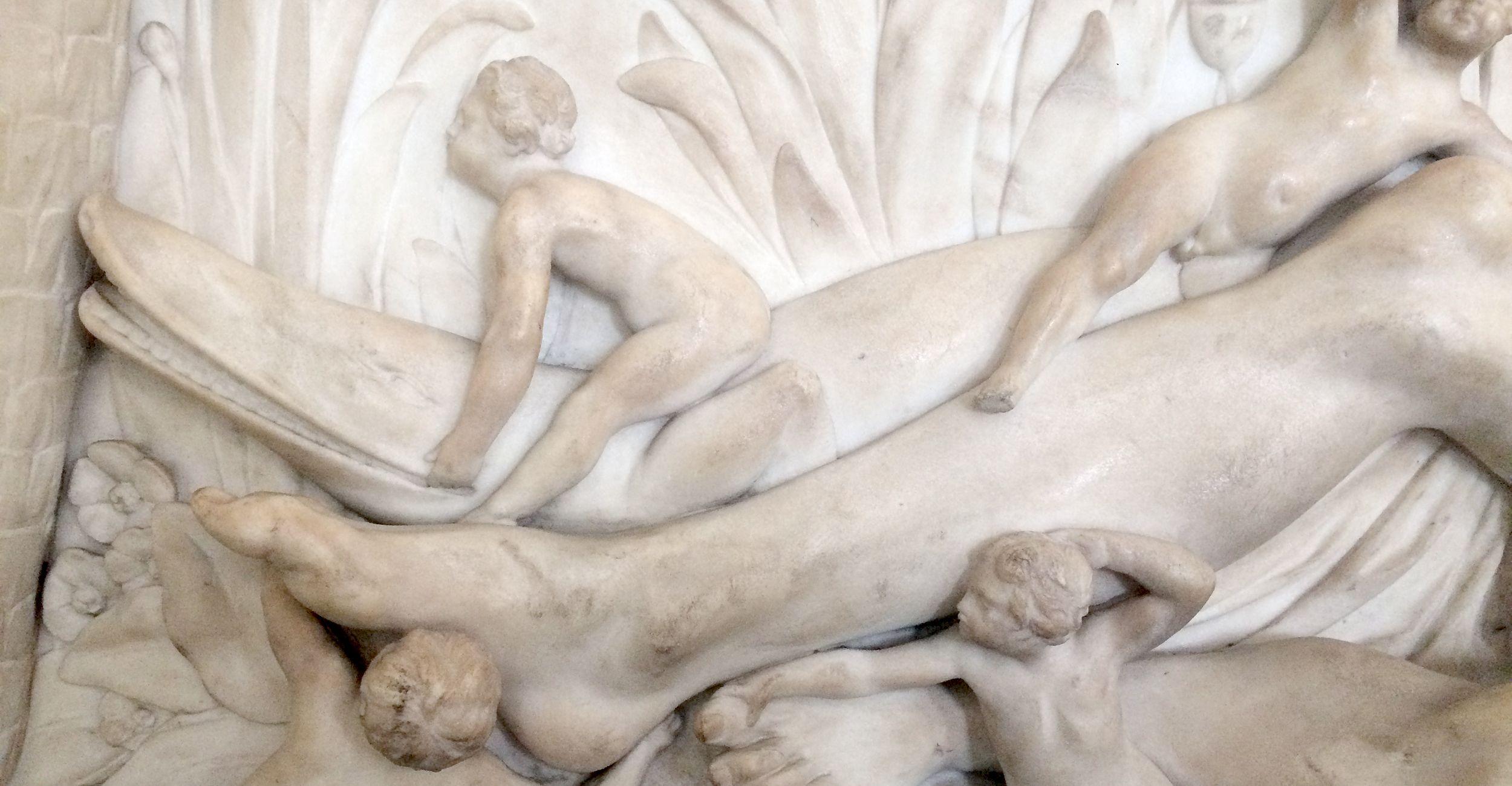 Pantheons: Sculpture at St Paul's Cathedral, c.1795-1918
