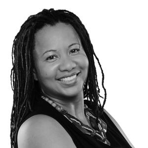 Prof. Charmaine A. Nelson, McGill University, Canada