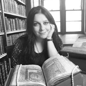 Dr Janina Ramirez, Univeristy of Oxford