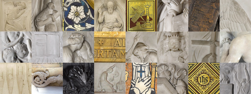 Pantheons: Sculpture and Faith at St Paul's Cathedral - conference banner